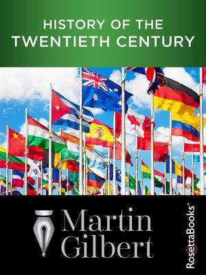 cover image of History of the Twentieth Century