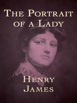 cover image of The Portrait of a Lady
