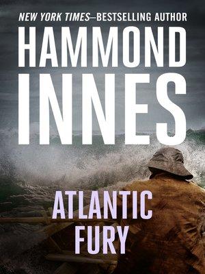 cover image of Atlantic Fury
