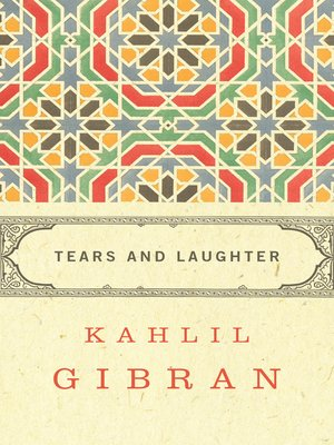 cover image of Tears and Laughter
