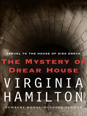 cover image of Mystery of Drear House