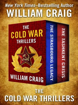 cover image of The Cold War Thrillers
