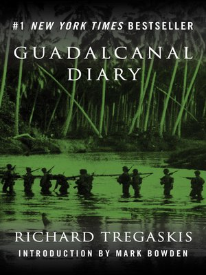 cover image of Guadalcanal Diary