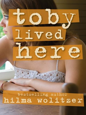 cover image of Toby Lived Here
