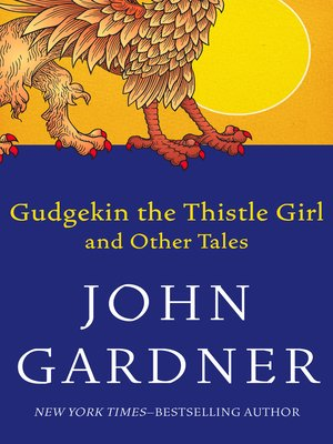 cover image of Gudgekin the Thistle Girl