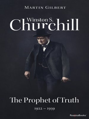 cover image of Winston S. Churchill