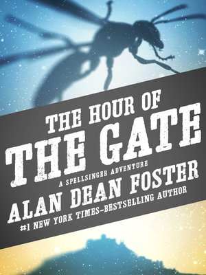 cover image of The Hour of the Gate