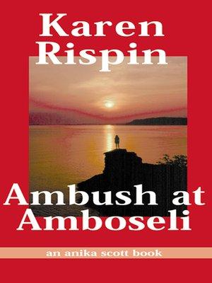 cover image of Ambush at Amboseli