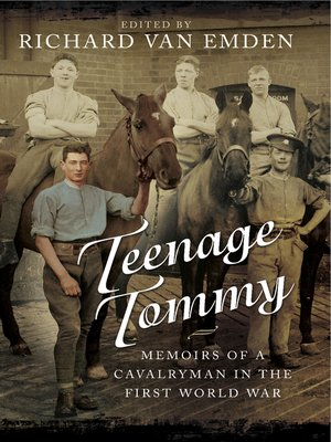 cover image of Teenage Tommy