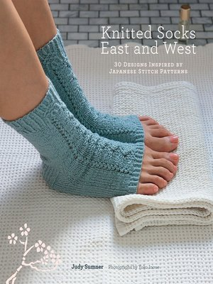 cover image of Knitted Socks East and West