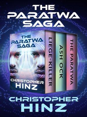 cover image of The Paratwa Saga
