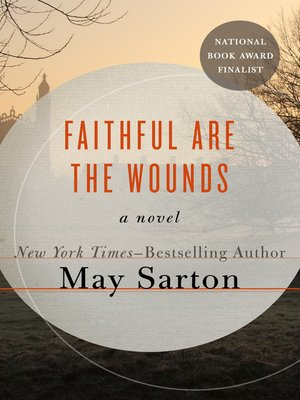 cover image of Faithful Are the Wounds