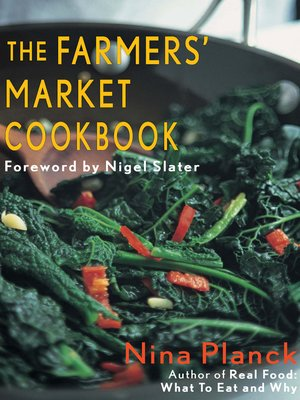 cover image of The Farmers' Market Cookbook
