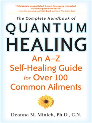 cover image of The Complete Handbook of Quantum Healing