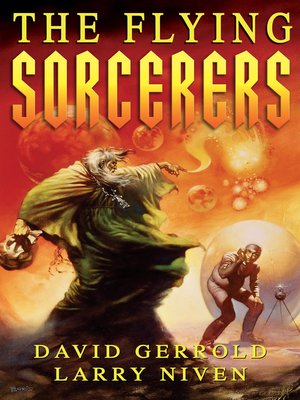 cover image of The Flying Sorcerers