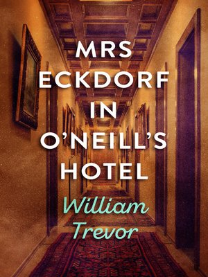cover image of Mrs Eckdorf in O'Neill's Hotel