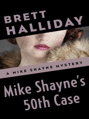 cover image of Mike Shayne's 50th Case