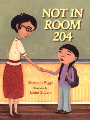 cover image of Not in Room 204