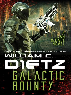 cover image of Galactic Bounty