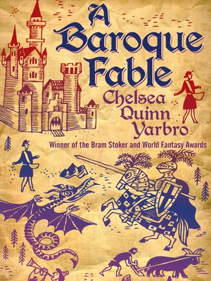 cover image of A Baroque Fable