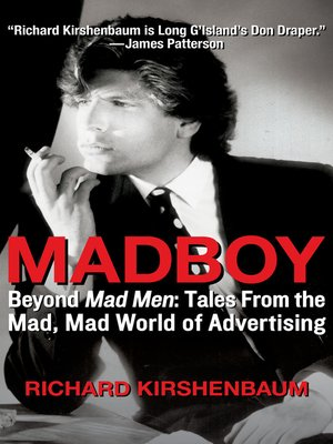 cover image of Madboy