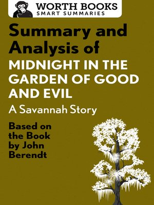 cover image of Summary and Analysis of Midnight in the Garden of Good and Evil