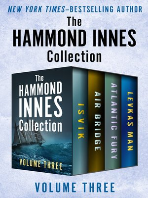 cover image of The Hammond Innes Collection Volume Three
