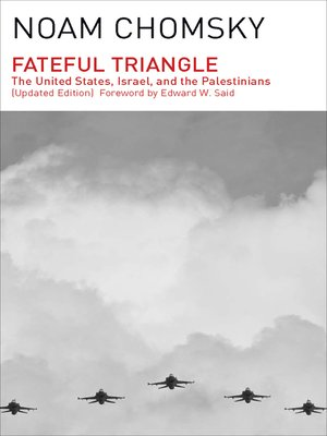 cover image of Fateful Triangle