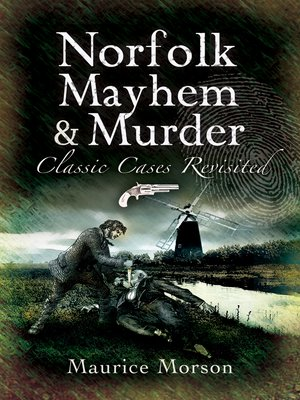 cover image of Norfolk Mayhem & Murder