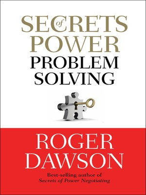 cover image of Secrets of Power Problem Solving