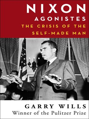 cover image of Nixon Agonistes