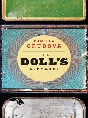 cover image of The Doll's Alphabet