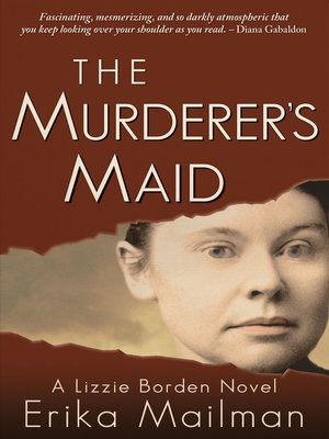 cover image of The Murderer's Maid