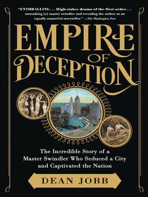 cover image of Empire of Deception