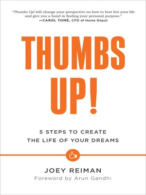 cover image of Thumbs Up!
