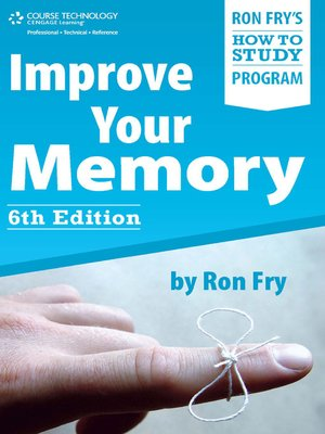 cover image of Improve Your Memory