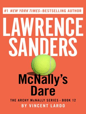 Mcnallys dare by lawrence sanders overdrive rakuten overdrive mcnallys dare fandeluxe PDF