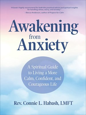 cover image of Awakening from Anxiety