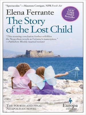 cover image of The Story of the Lost Child