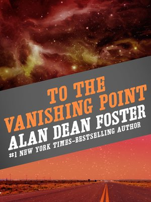 cover image of To The Vanishing Point