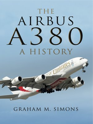 cover image of The Airbus A380