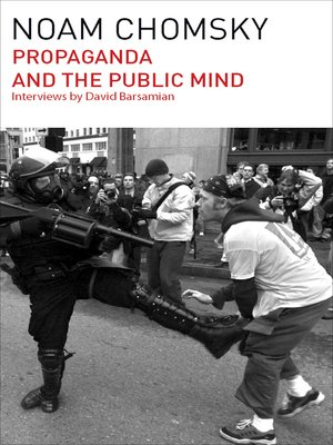 cover image of Propaganda and the Public Mind