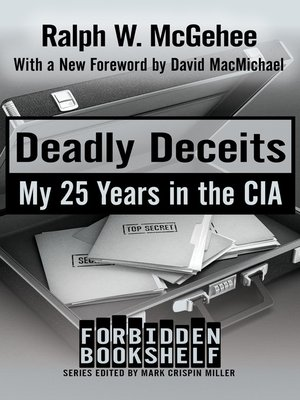 cover image of Deadly Deceits