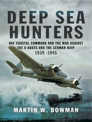 cover image of Deep Sea Hunters