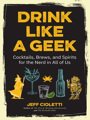 cover image of Drink Like a Geek