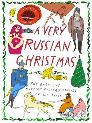 cover image of A Very Russian Christmas