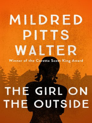 cover image of The Girl on the Outside