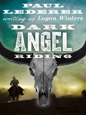 cover image of Dark Angel Riding