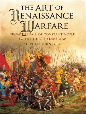 cover image of The Art of Renaissance Warfare