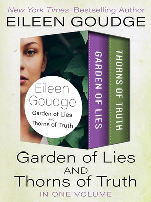cover image of Garden of Lies and Thorns of Truth